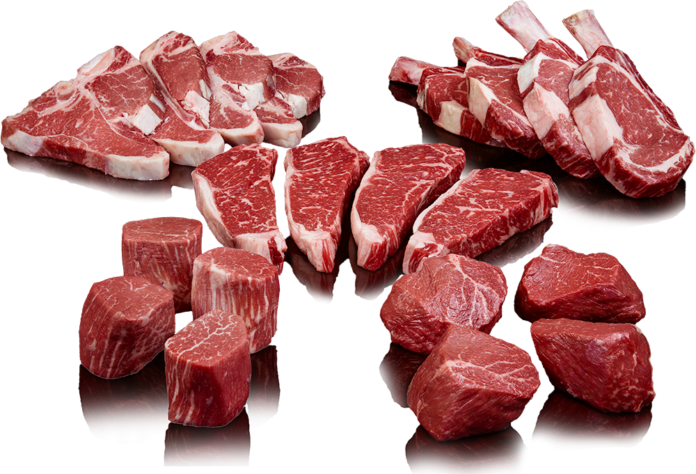 Premier Meat Company Fresh Meat Delivery The Premier Package Assortment Bulk Meat Order Online Never Frozen Sustainable Meat Company