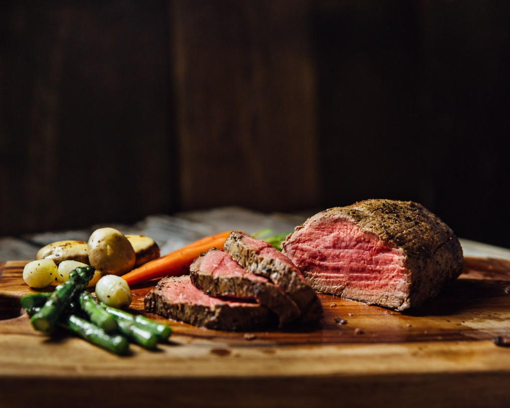 premier meat company Chateaubriand recipe thanksgiving dinner