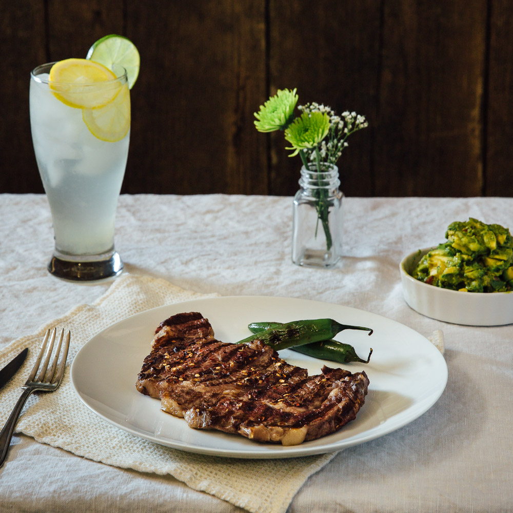 premier meat company cumin rubbed rib eye sustainable meat