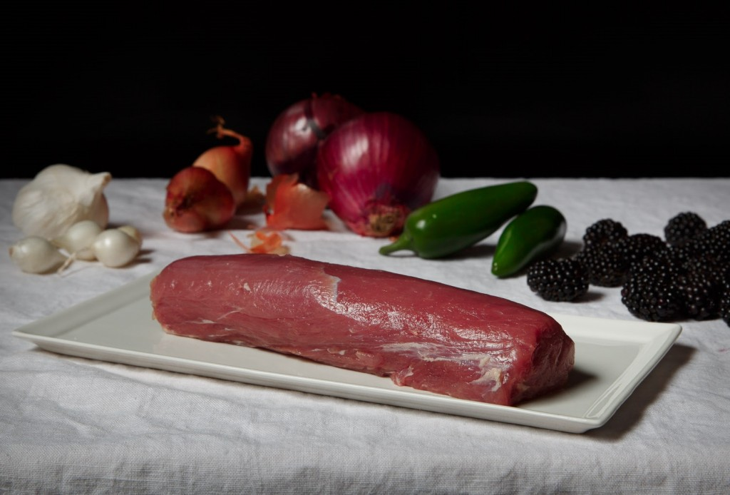 Premier Meat company raw tenderloin sustainable