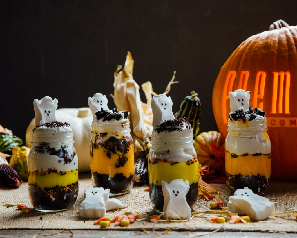 Premier Meat Company halloween trifle recipe holiday dessert festive finger food recipe instructions creative delicious