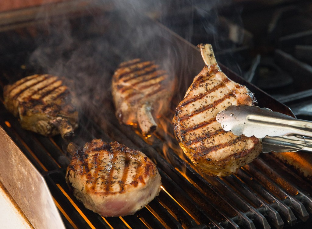 Premier Meat Company Sustainable Pork Chops High Quality Protein Fresh Never Frozen Delivery How To Grill Grilling Basics Grilling Tips Grilling 101 What is a Grill