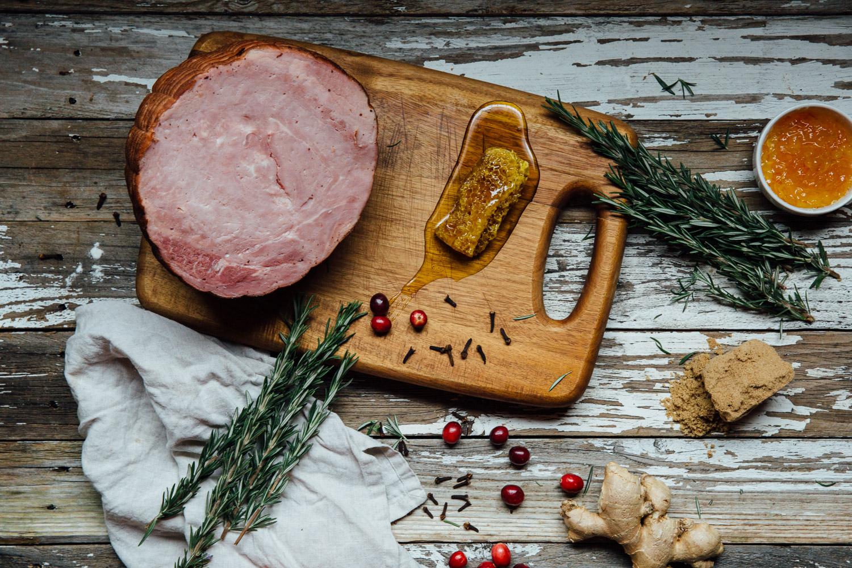 Ham company -  Honey Glazed Ham Recipe Holiday Thanksgiving Dinner Ideas Gift Ham Fresh Pork Delivery Sustainable Meat High
