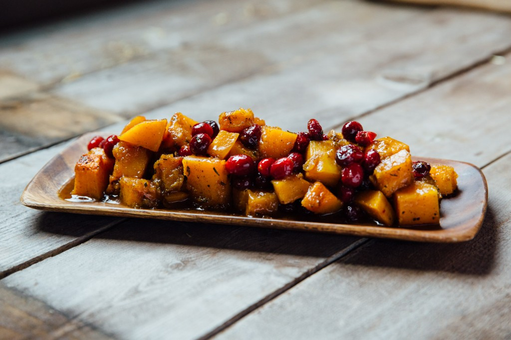 thanksgiving side dish honey roasted butternut squash premier meat company recipes with cranberries order online fresh meat