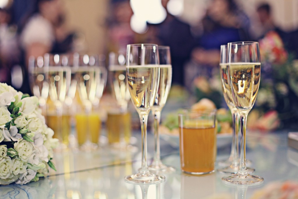 Pairing your new years bubbly