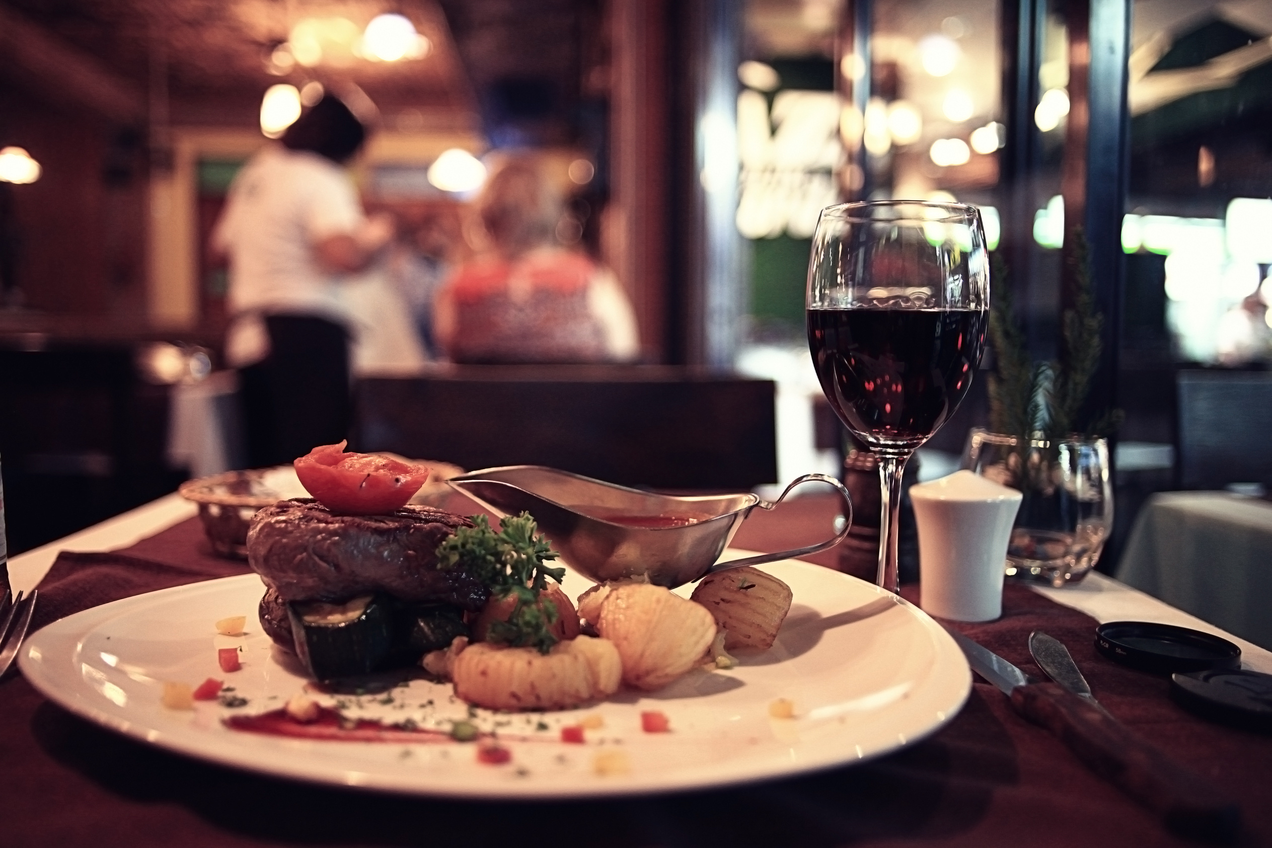 Top Romantic Restaurants In Los Angeles Premier Meat Company