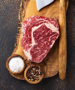 Ribeye Boneless Steak Prime