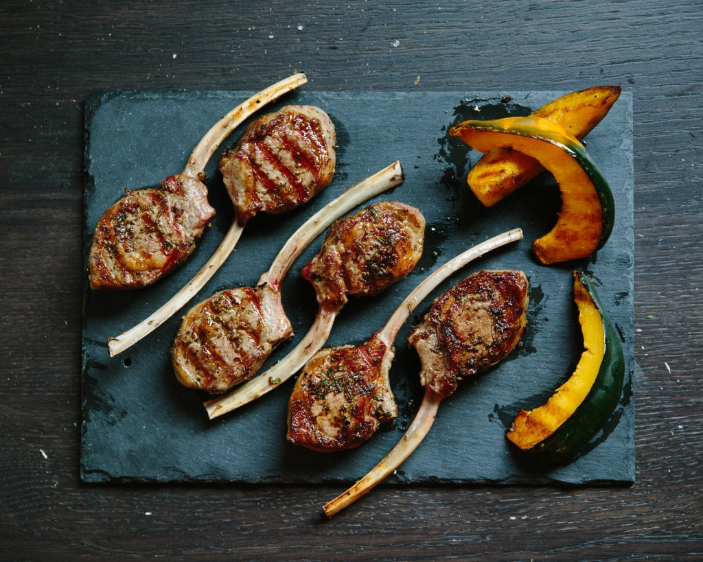 Premier MEat Company Paleolithic Lamb Lollipop Chops Sustainable Fresh Meat Delivery Diet Humane Farming