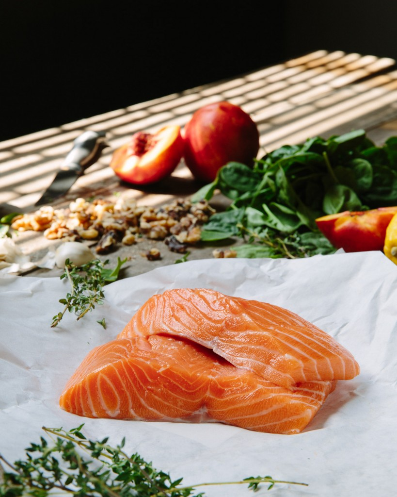 Premier Meat Company Raw Sustainable Salmon Filet Wild Caught Fresh Never Frozen