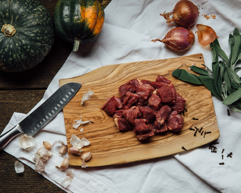 Premier Meat Company pumpkin beef stew recipe fall thanksgiving fresh meat delivery high quality meat delivery order online sustainable beef