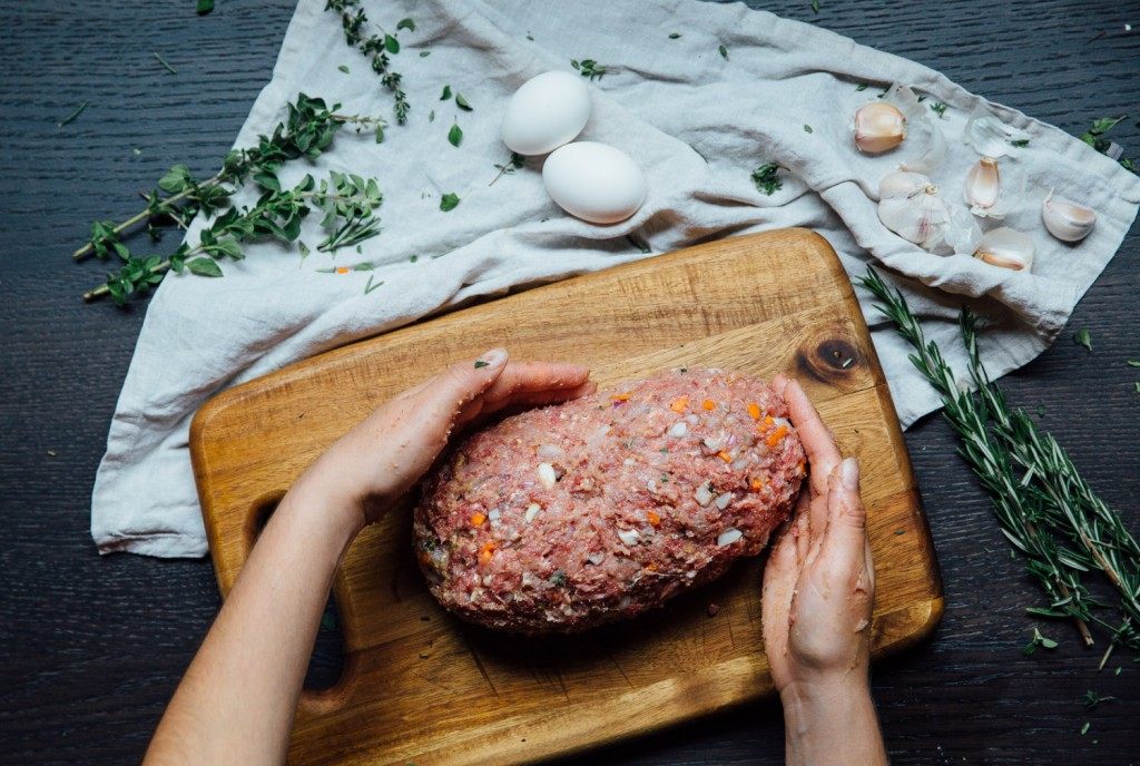 Premier Meat Company turkey beef meatloaf thanksgiving recipe fresh meat delivery never frozen grass fed beef overnight shipping