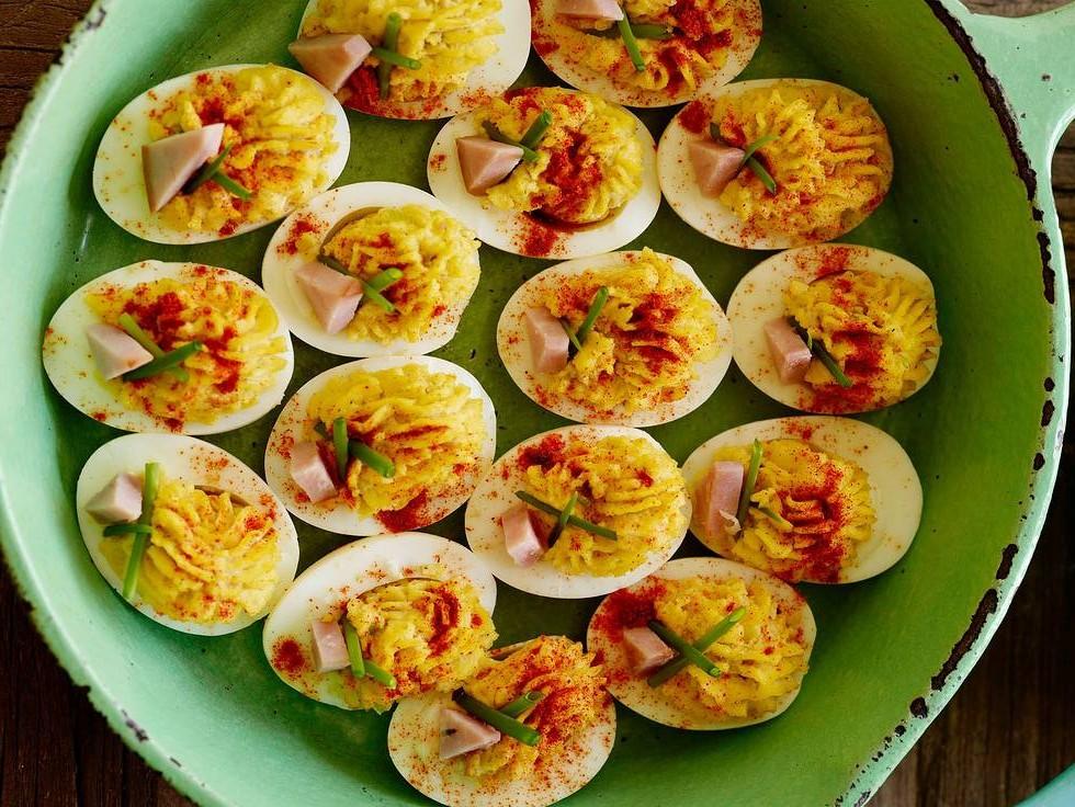 fresh uncured spiral ham deviled eggs fresh pork delivery recipe high quality protein online store order buy