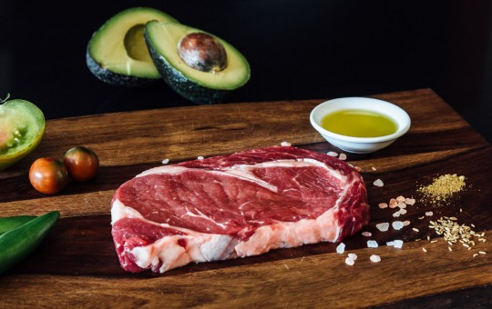 Premier Meat Company offers only the two top grades of meat; USDA choice and USDA prime