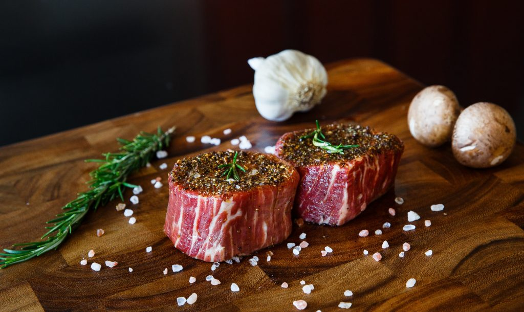 Filet Mignon Prime Steak